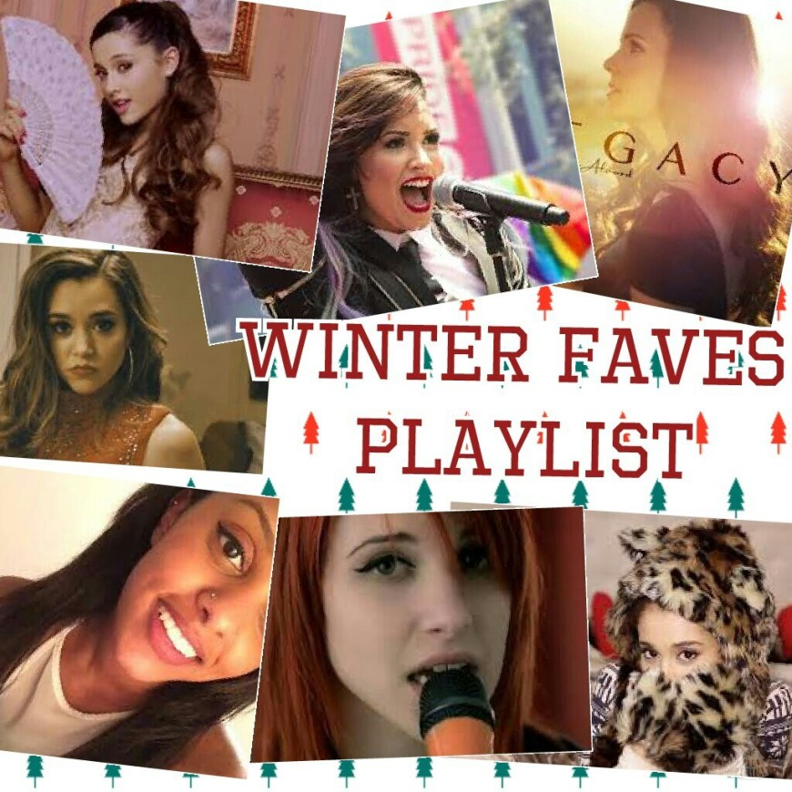Winter Faves Playlist 2015